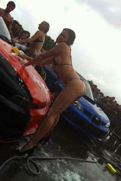 Sexy Car Wash Bruxelles